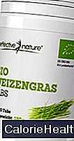 Tabletas de Wheatgrass