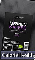 Lupine coffee