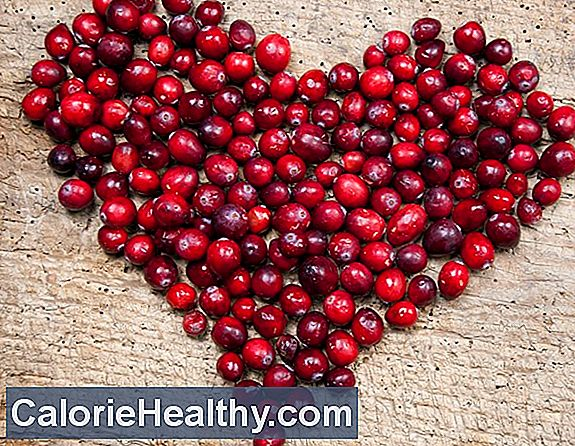 Cranberries for heart and bladder