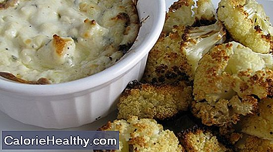 Cauliflower crispy