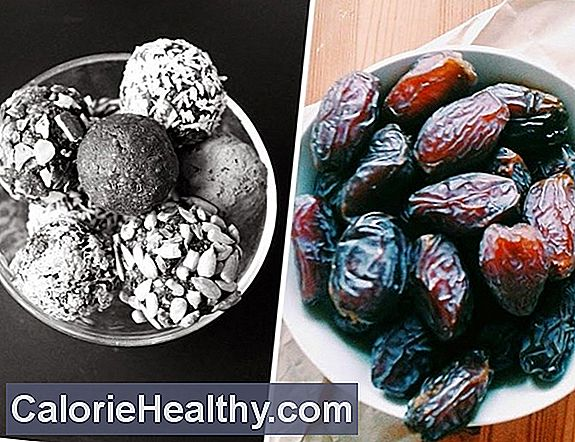 Superfood - Date goji balls as a snack