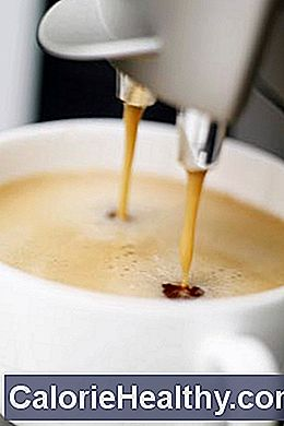Sluta dricka kaffe